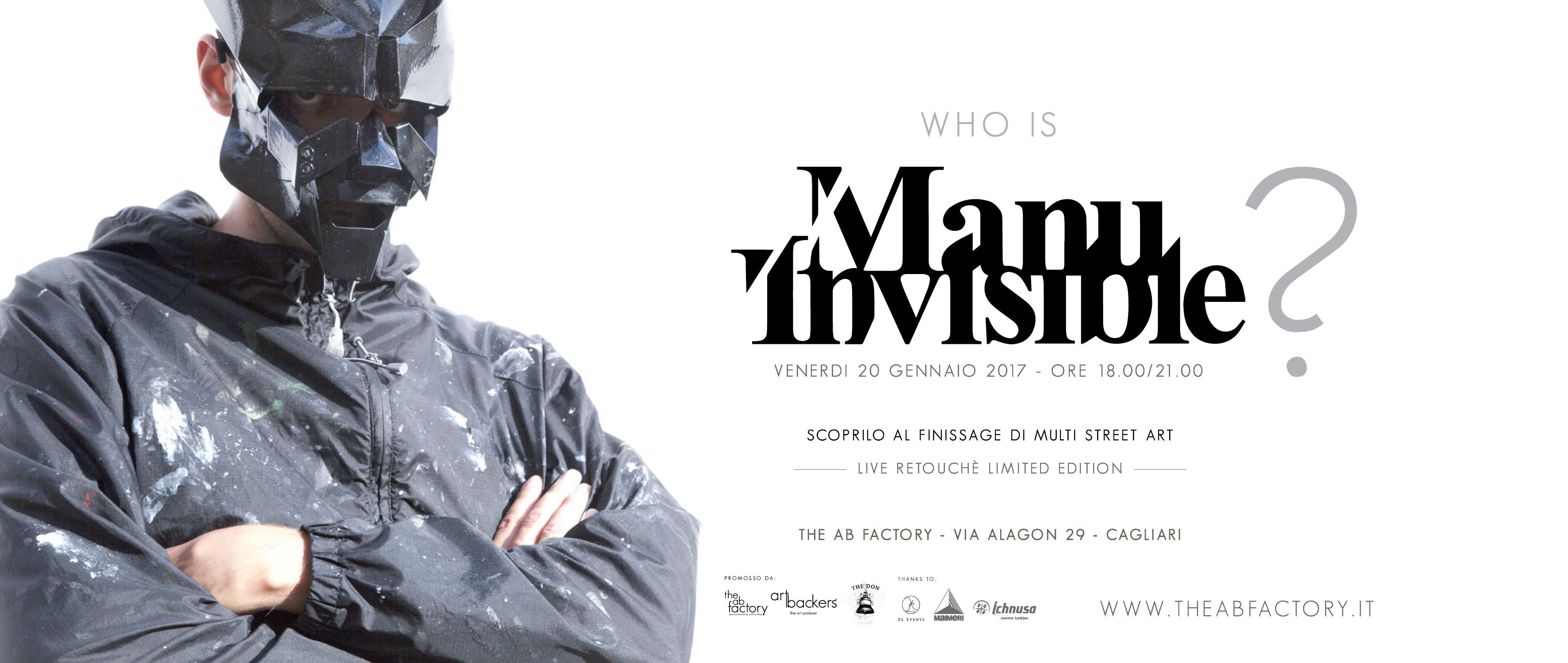 who is manu invisible