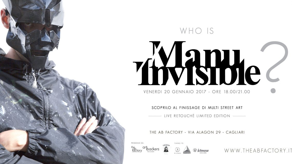 Who is Manu Invisible The AB Factory
