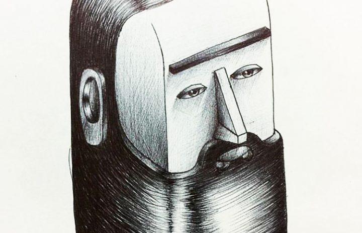 casciu-bearded