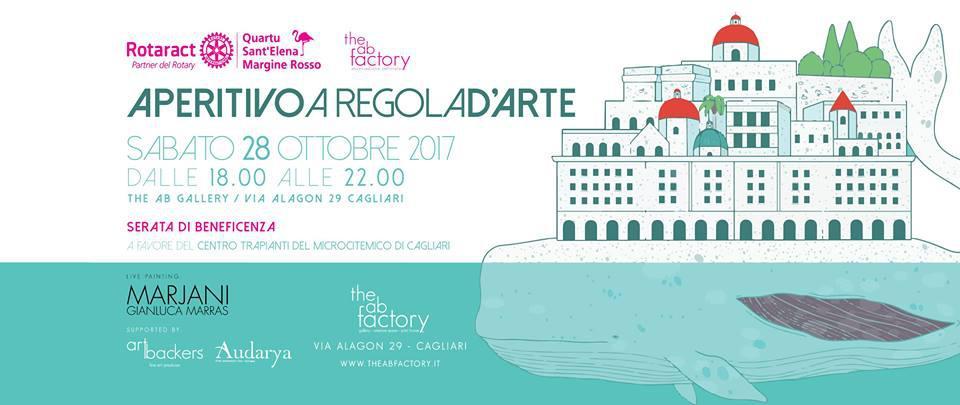 Aperitivo, eventi The AB Factory Cagliari